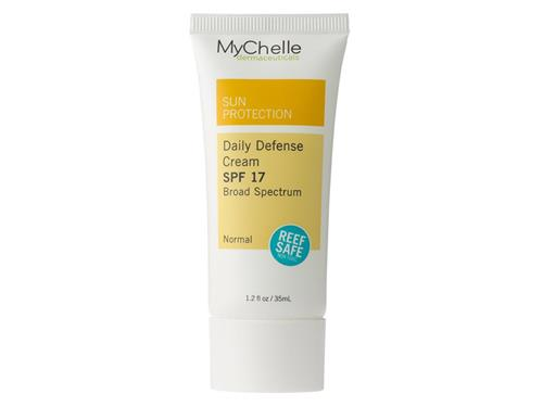 MyChelle Daily Defense Cream SPF17