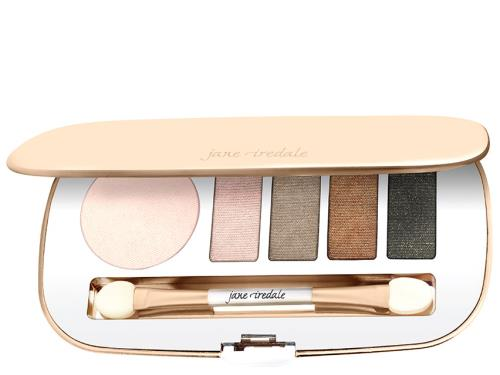 Jane Iredale Limited Edition Getaway Eye Shadow Kit featuring jane iredale colors