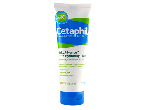 Cetaphil Daily Advance Ultra Hydrating Lotion 8 oz