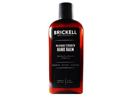 Brickell Maximum Strength Hand Balm