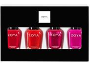 Zoya Polish Quad - Limited Edition