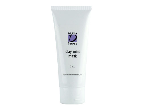 Derma Topix Clay Mint Mask