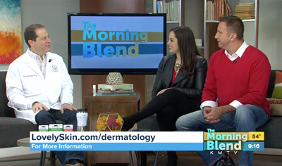 Dr. Schlessinger discusses treatments for dry skin