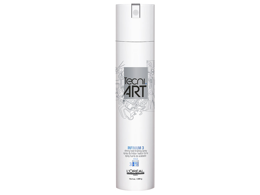 L'Oreal Professionnel Tecni. Art Infinium 3 Strong Hold Finishing Spray