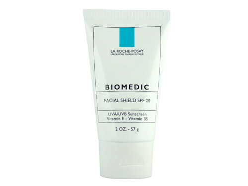 Biomedic Facial Shield SPF 20 - tube