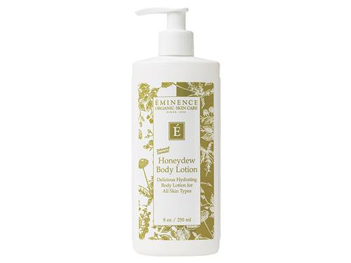 Free $28 	Eminence Full-Size Honeydew Body Lotion