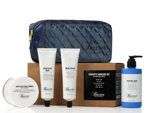 Baxter of California Shavers Skincare Kit