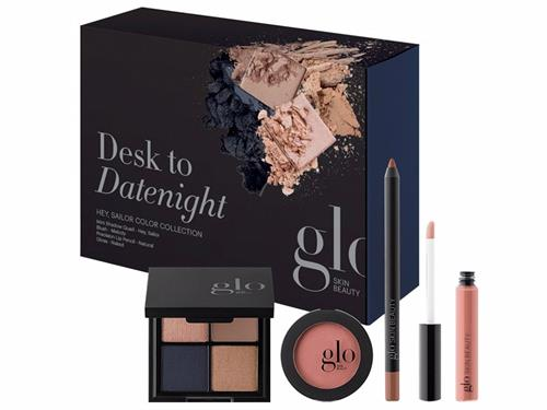 Glo Skin Beauty Desk to Datenight Color Collection - Hey, Sailor