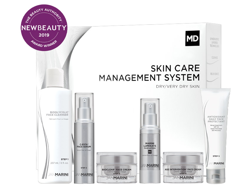 Jan Marini Skin Care Management System MD - Dry/Very Dry Skin