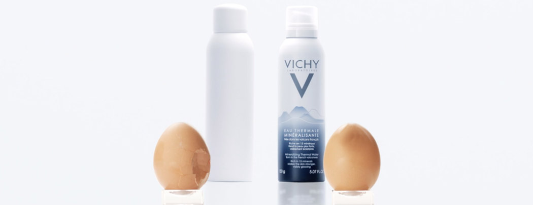 Vichy - 30-Second Egg Proof