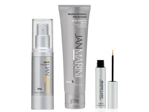Jan Marini Rejuvenate and Protect Duo with Free Marini Lash - Marini Physical Protectant SPF 45