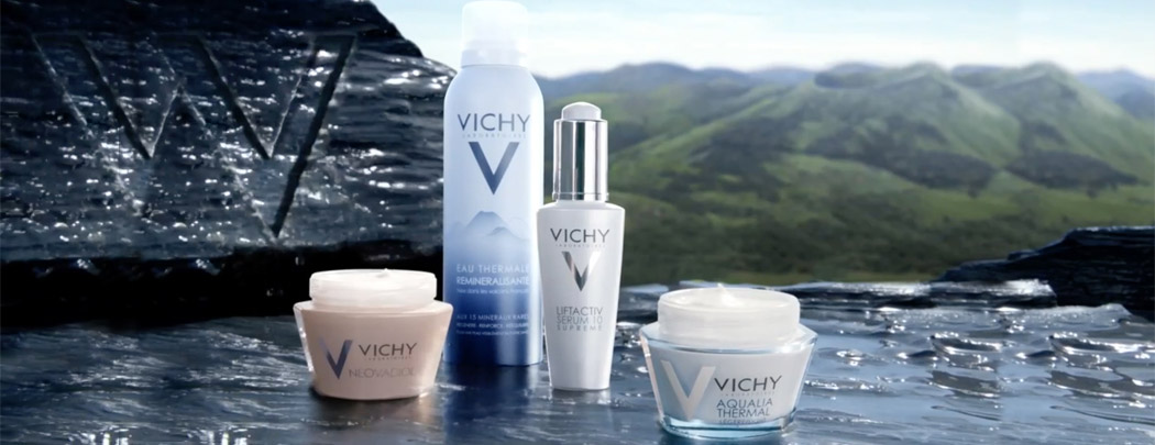 Vichy Mineralizing Thermal Water | LovelySkin