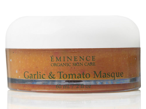Eminence Garlic and Tomato Masque: buy this Eminence masque.