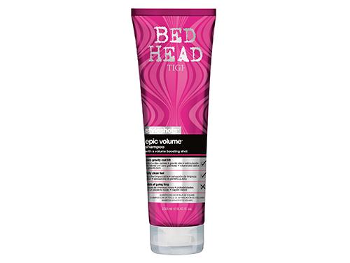 Bed Head Styleshots Epic Volume Shampoo