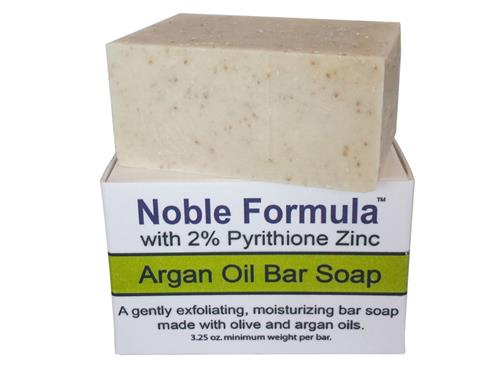 Noble Formula Argan Oil Bar Soap