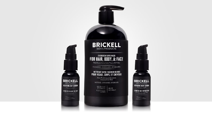 The 3 Newest Brickell Men's Products You Need in Your Routine