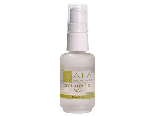 AFA Exfoliating Gel - Max