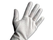 Allerderm Gloves - Cotton - Large