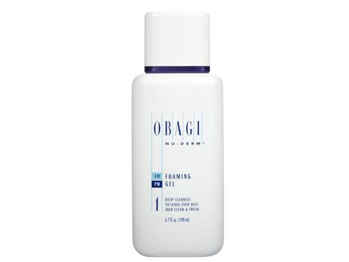 Obagi Nu Derm Foaming Gel #1