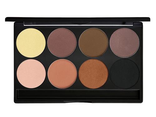 Gorgeous Cosmetics 8 Pan Palette - Eyes - Ever Matte