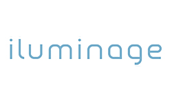 Logo for iluminage