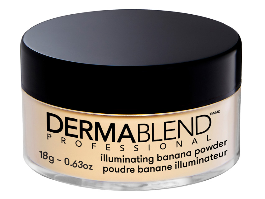 DermaBlend Banana Powder