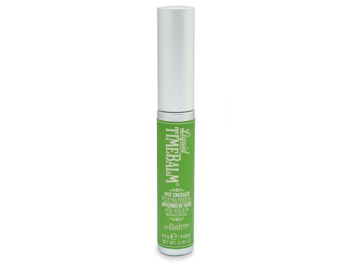 theBalm Liquid timeBalm Spot Concealer with Tea Tree Oil