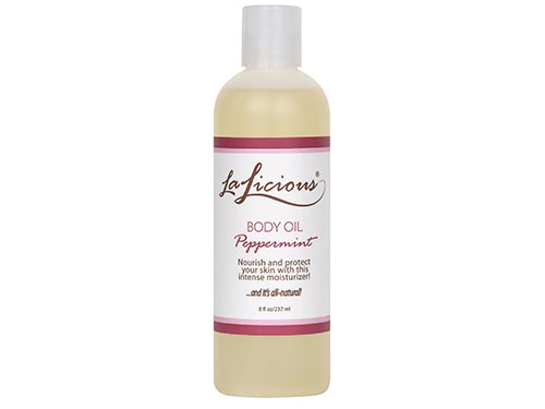 LaLicious Body Oil -  Peppermint