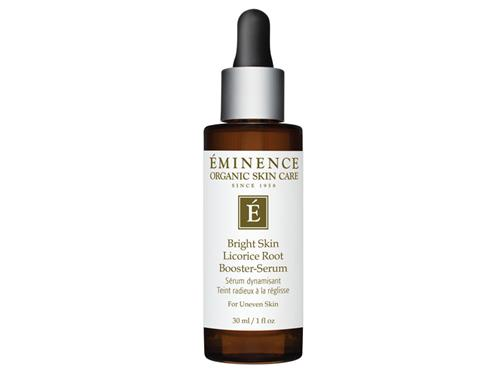 Eminence Bright Skin Licorice Root Booster-Serum: buy this Eminence serum.