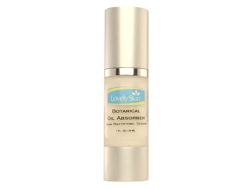 LovelySkin Botanical Oil Absorber