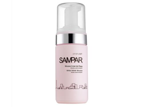 SAMPAR White Velvet Cleansing Mousse