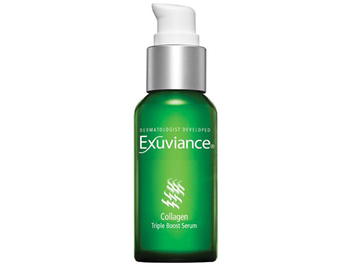 Exuviance Collagen Triple Boost Serum, an anti-aging Exuviance serum