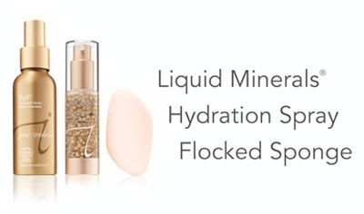How to Apply Foundation with a Flocked Sponge
