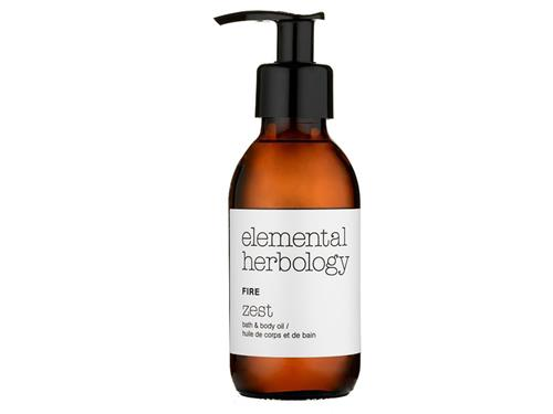 Elemental Herbology Fire Zest Bath & Body OIl