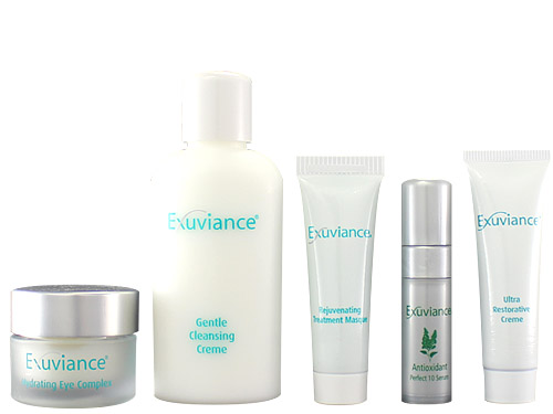 Exuviance Essentials Sensitive/Dry Kit