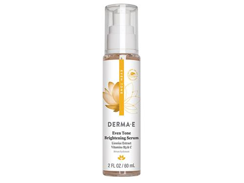 derma e Evenly Radiant Brightening Serum
