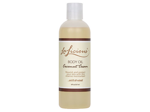 LaLicious Body Oil - Coconut Cream