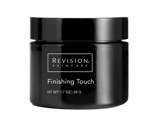 Revision Skincare Finishing Touch, a microdermabrasion scrub