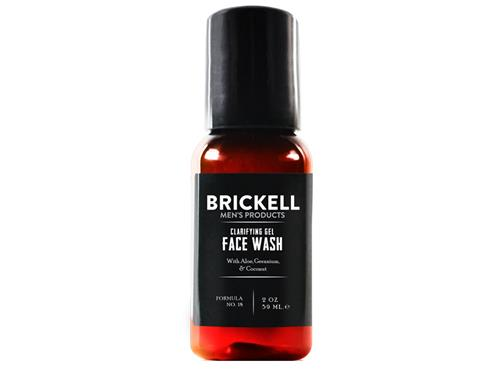 Brickell Clarifying Gel Face Wash Travel Size