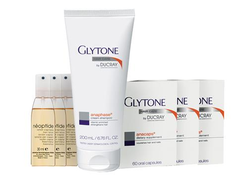 Glytone by Ducray Healthy Hair System for Women