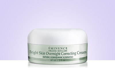 4 Questions about the Eminence Bright Skin Overnight Cream Answered