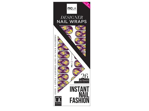 ncLA Nail Wraps - Secession Reloaded