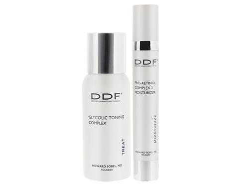 Free $34 DDF Glycolic Toning Complex and Pro Retinol Duo