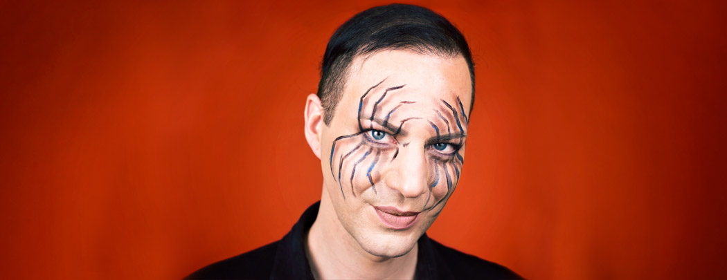Spider Eyes | Halloween Makeup Tutorial