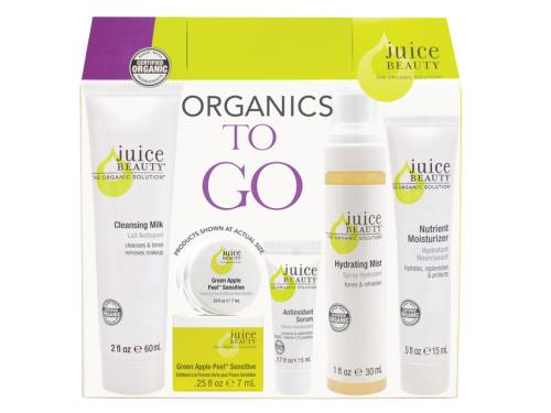 Juice Beauty Organics to Go Daily Essentials Kit