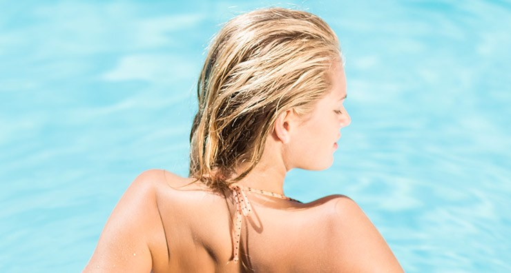 Blonde Hair, Still Care: Protecting Your Hair Color in the Sun
