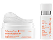 Dr. Dennis Gross Skincare Alpha Beta Medi-Spa Peel, an alpha beta hydroxy peel