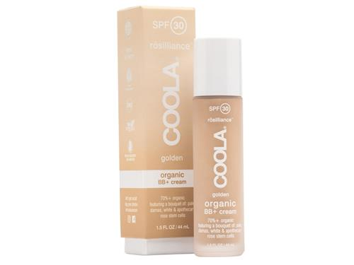 COOLA Mineral Face SPF 30 Rosilliance Tinted Organic BB+ Cream - Golden