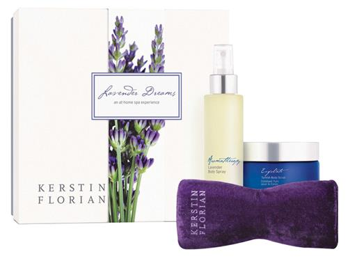 Kerstin Florian Lavender Dreams At-Home Body Treatment