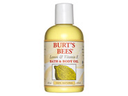 Burt's Bees Lemon and Vitamin E Bath and Body Oil